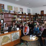 Előadás a Ménesi úti Szkítia Könyvesboltban