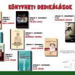 A 89. Ünnepi Könyvhéten dedikálta új könyvét Bánhegyi Ferenc.